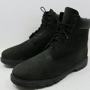 Timberland Nubuck Leather High Top Hiking Boots 13